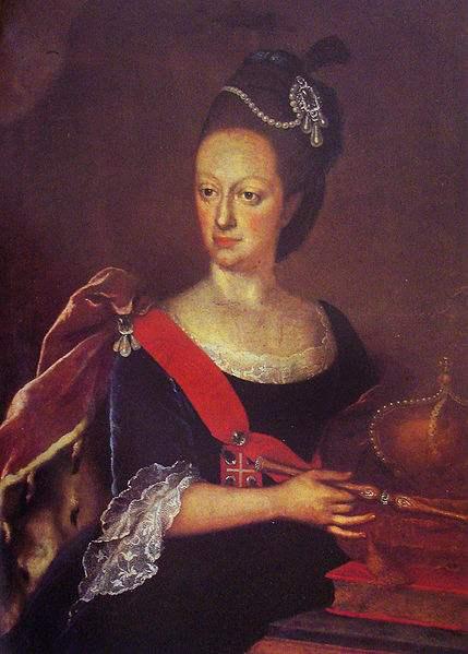 Queen Maria I of Portugal