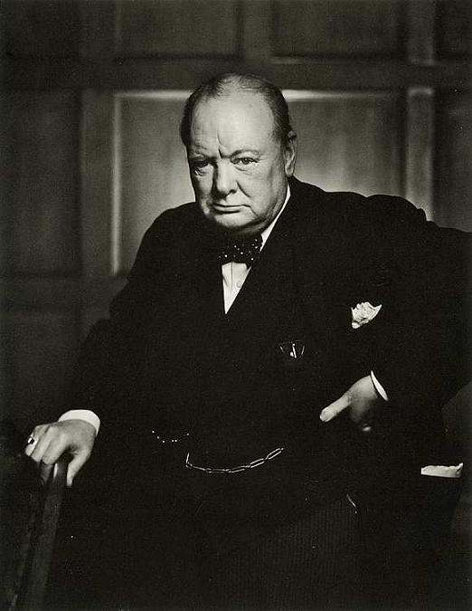 Sr. Winston Churchill