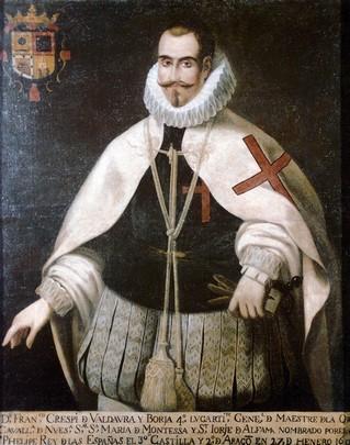 D. Francisco Crespí y Borja