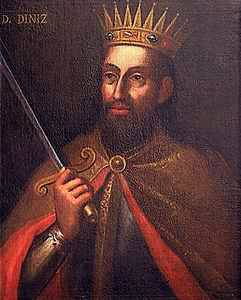 King Denis of Portugal