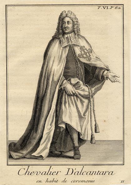 Knight of the Military Order of Alcantara