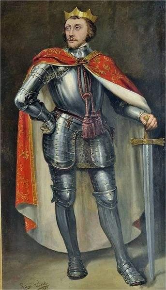 Pedro I of Castile and León, also called Pedro the Cruel.
