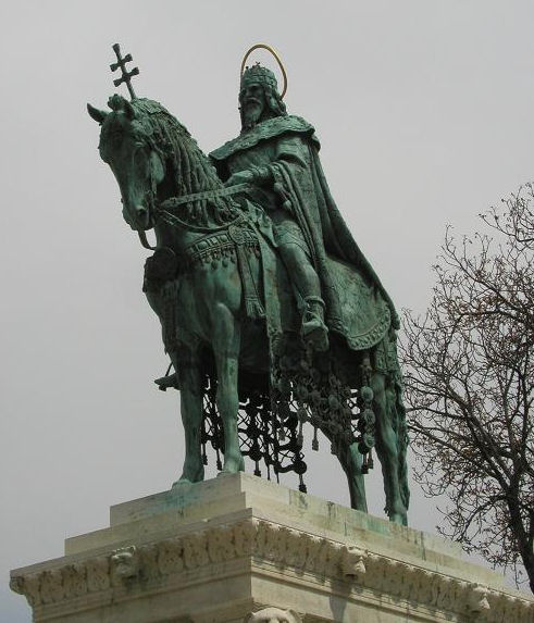 St. Stephen of Hungary in Budapest