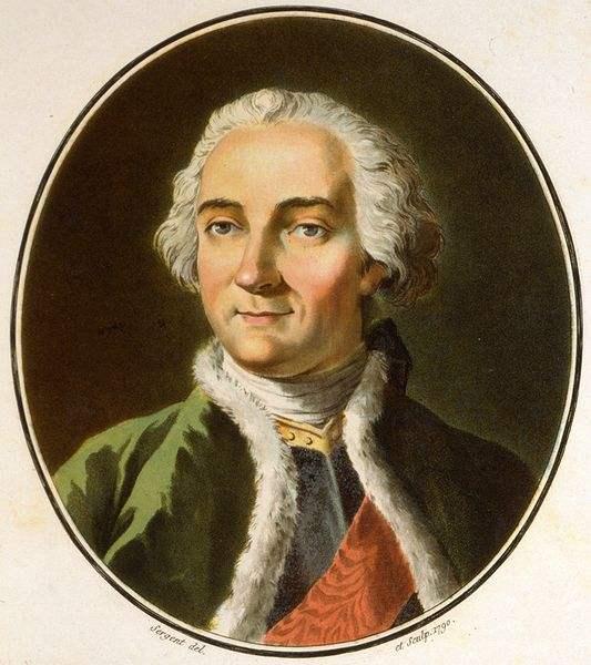 Louis Joseph de Montcalm, Marquis de Saint-Veran