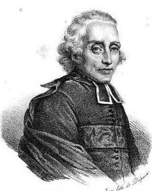 Abbé Henri Edgeworth de Firmont by François-Séraphin Delpech.