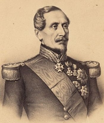 Marshal of France Armand Jacques Leroy de Saint-Arnaud (1796-1854)