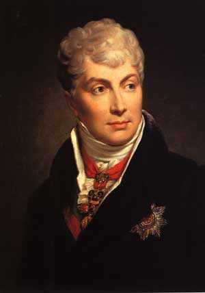 Prince Klemens Wenzel von Metternich. Painted by Thomas Lawrence