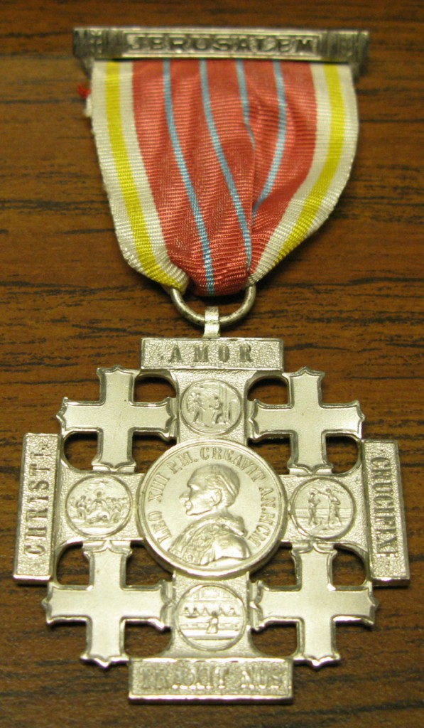 Medal of the Holy Land