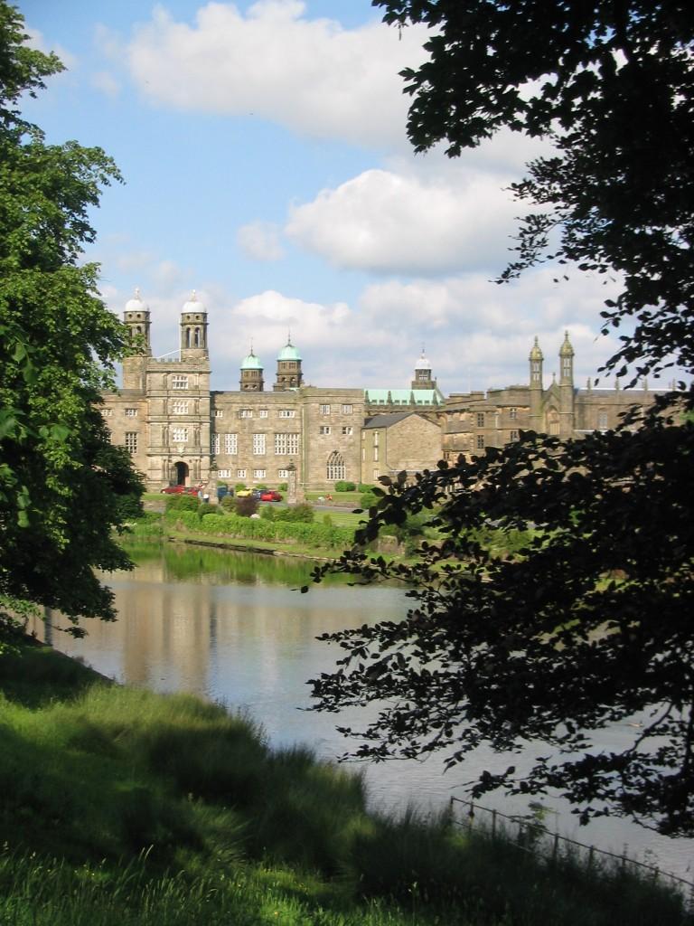 Stonyhurrt College in Lancashire. Photo by Imaginativename