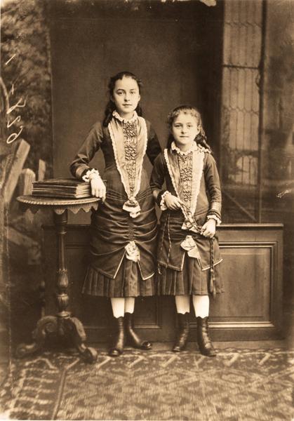 Céline with St. Thérèse