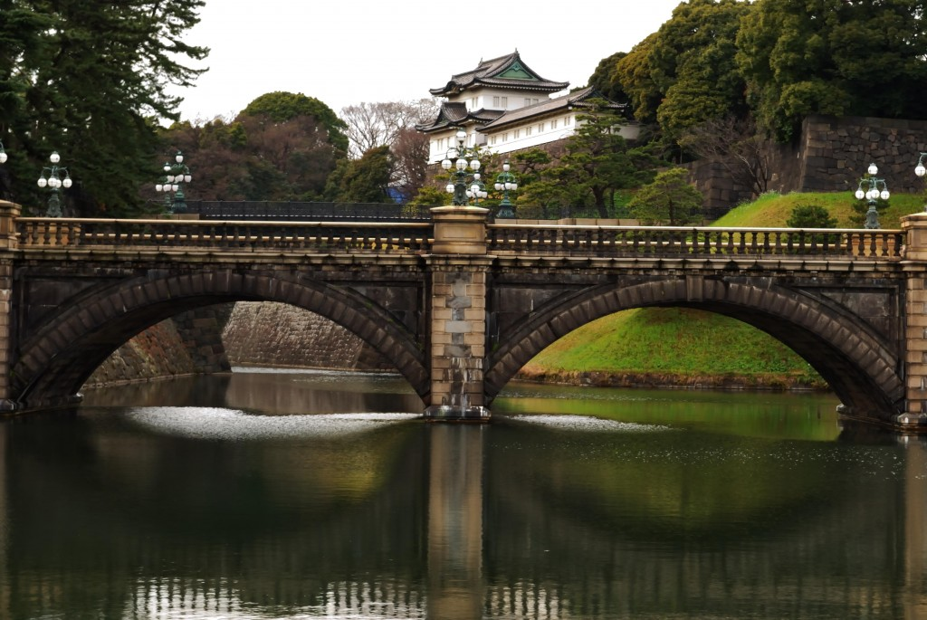 The Imperial Palace in Tokyo. Photo by Parag.naik.
