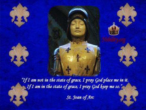 St. Joan of Arc1