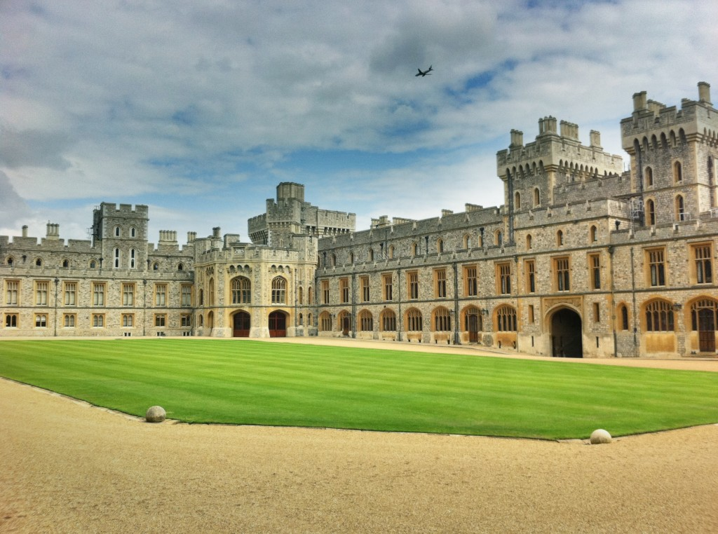 Windsor Castle. Photo by aparshah_18.