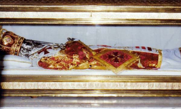 Body of St. Josaphat