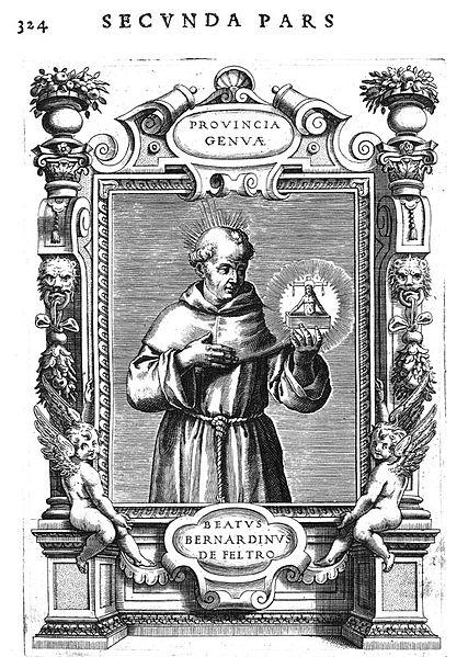 Bl. Bernardine of Feltre