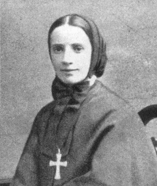 St. Francesca Cabrini