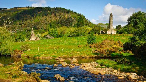 Glendalough, County Wicklow, Ireland, Photo by Joe King