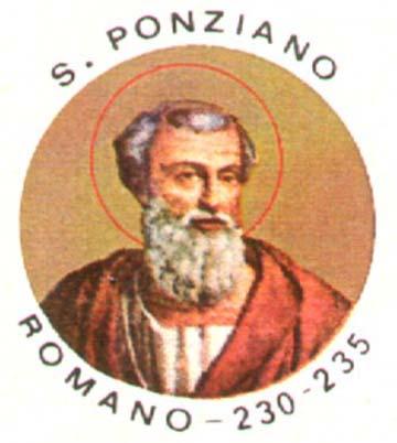 Pope St. Pontian