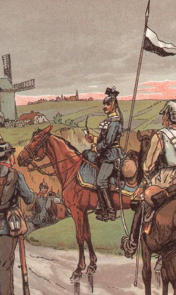 Prussian Uhlan