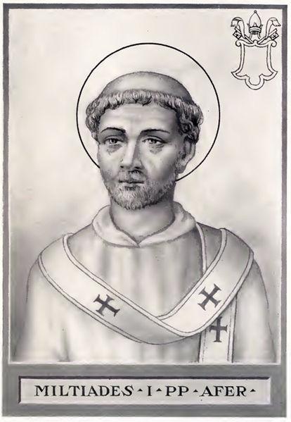 Pope St. Miltiades