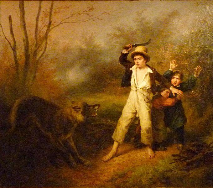 painting by François Grenier de Saint-Martin