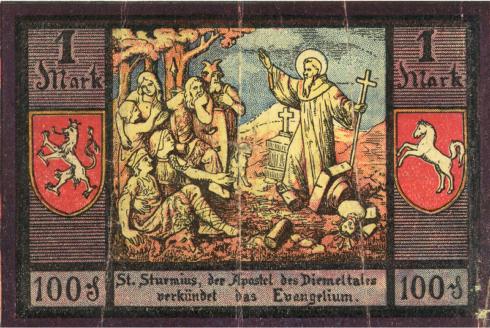 St. Sturmius