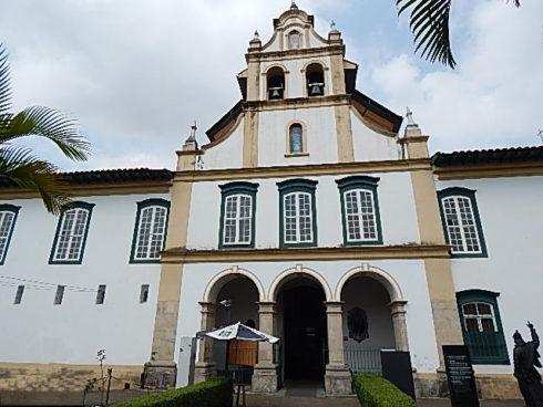 Mosteiro de Nossa Senhora da Conceição da Luz.