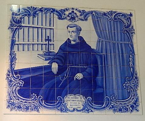 Saint Antônio de Sant'Anna Galvão.
