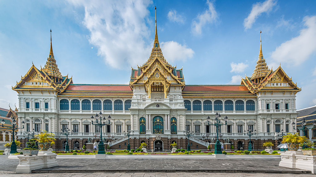 The Grand Palace, Bangkok, Thailand. Photo by Andy Marchand