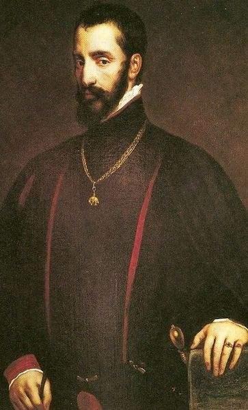 The Grand Duke of Alba, Fernando Álvarez of Toledo and Pimentel. Painting by Peter Paul Rubens.