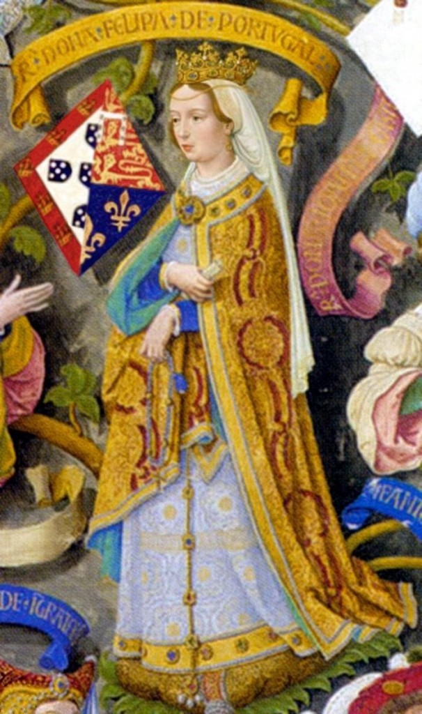 Philippa of Lancaster, Queen consort of Portugal