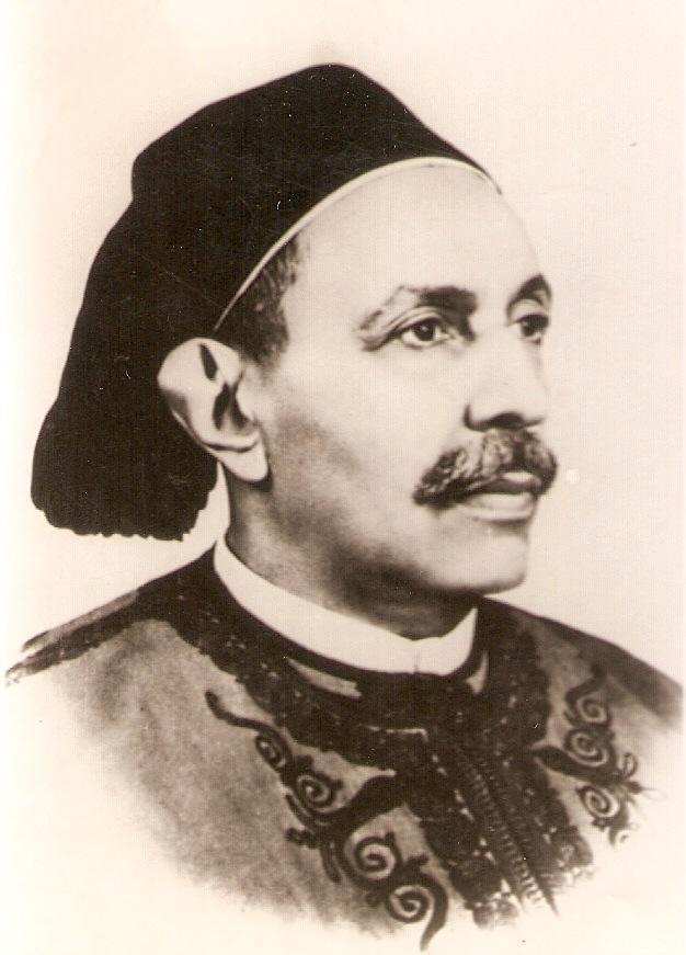 King Idris, Libya's last monarch. In 1969, he was deposed in a coup led by Muammar Gaddafi. He died in 1983, still in exile.