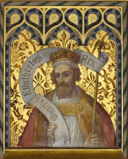 King St Ethelbert