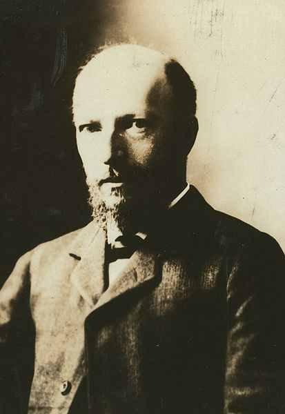 Dr. Felix Adler, Chairman of the National Child Labor Comittee & founder of the Ethical Culture movement. He argue for permitting suicide in cases of chronic illness.