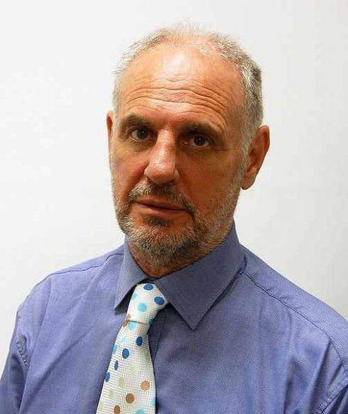 Dr Philip Nitschke, inventor of the Suicide Booth machine and campaigner for Euthanasia.