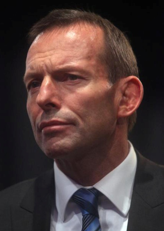 Tony Abbott in 2010. Photo by MystifyMe Concert Photography (Troy)