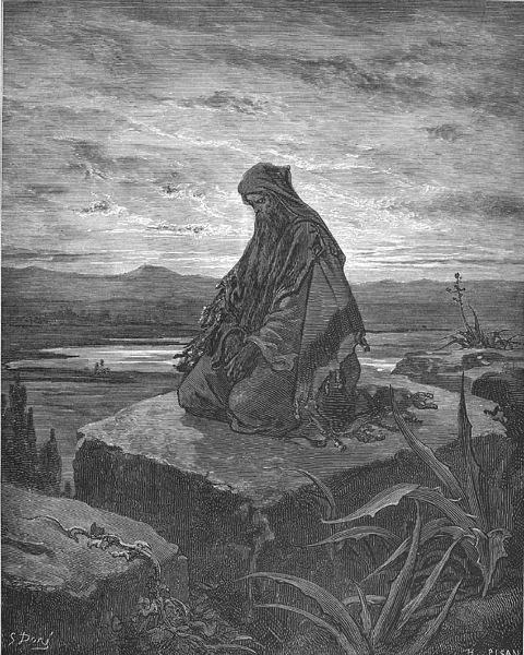 The Prophet Isaiah by Gustave Doré.