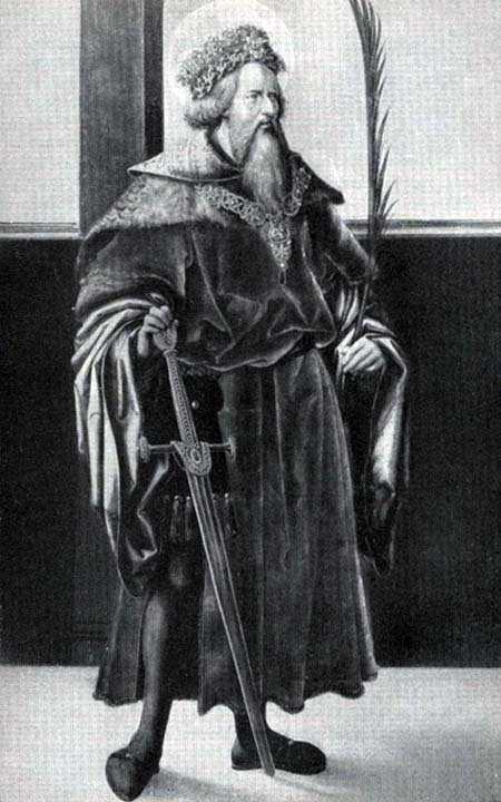 St. Sigismund of Burgundy