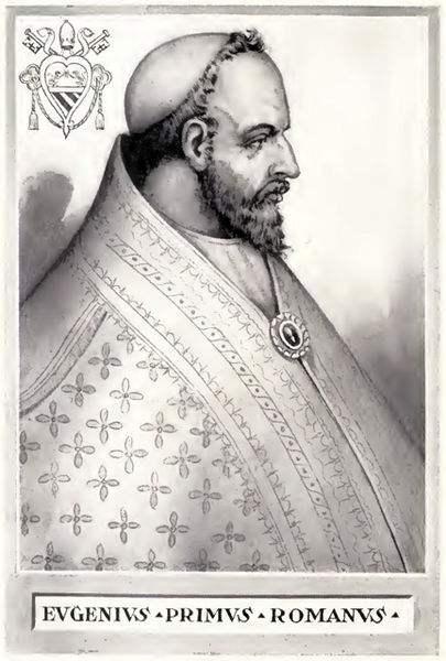 Pope Eugene I