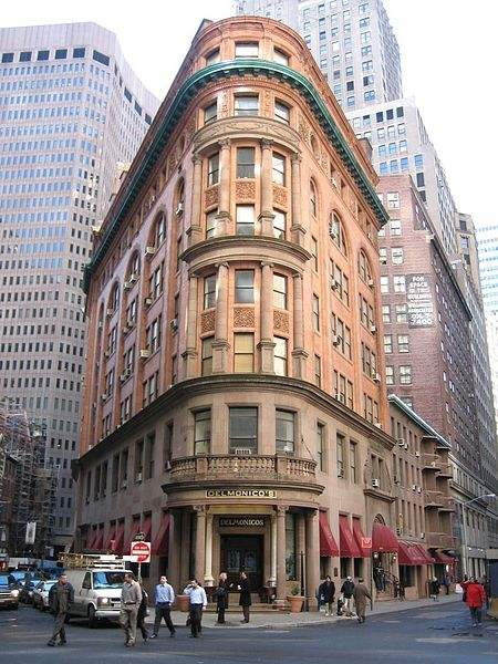 Photo of Delmonicos in New York City by ChrisRuvolo.