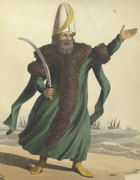 Piyale Pasha, 1515-1578.