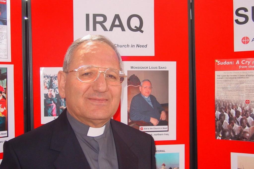 Most Rev Louis Raphael I Sako