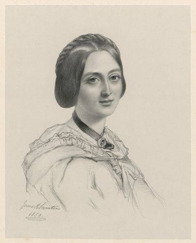 Mary Elizabeth a Court Repington, Lady Herbert of Lea