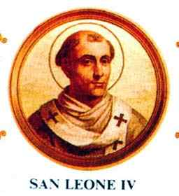 Pope St. Leo IV