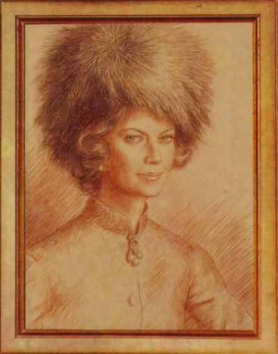 HSH Princess Tatiana von Metternich-Winneburg GCLJ