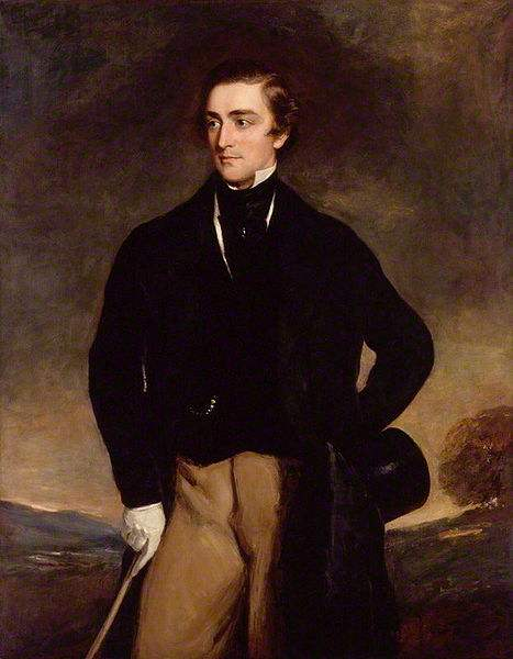 Sidney Herbert, 1st Baron Herbert of Lea, husband of Mary Elizabeth Ashe à Court-Repington.