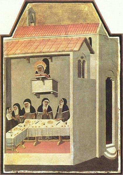 St. Umiltà and Vallumbrosan Sisters