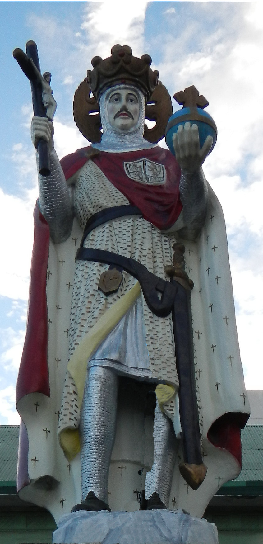 King Saint Ferdinand Rides To The Conquest Of C 243 Rdoba