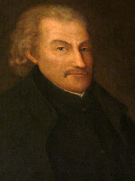 Photo of Fr. Peter Skarga taken by Mathiasrex of an 18th century painting.