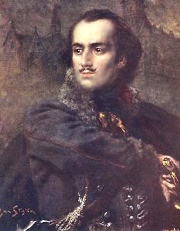 Casimir Pulaski, painted by Jan Styka.